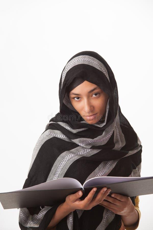 Βιβλίο εκμετάλλευσης κοριτσιών στοκ εικόνες