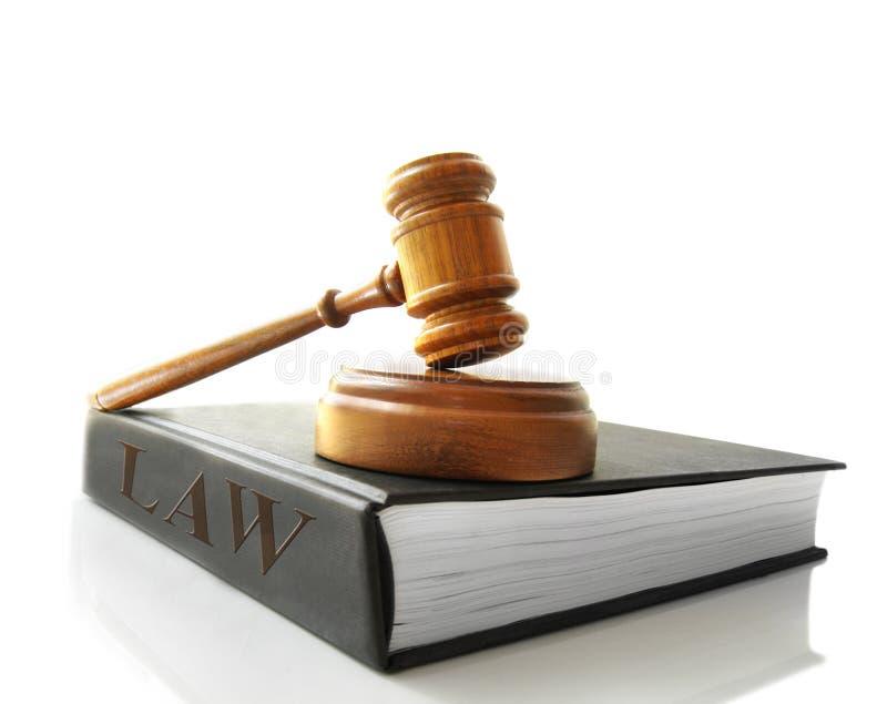 Βιβλίο νόμου στοκ εικόνες