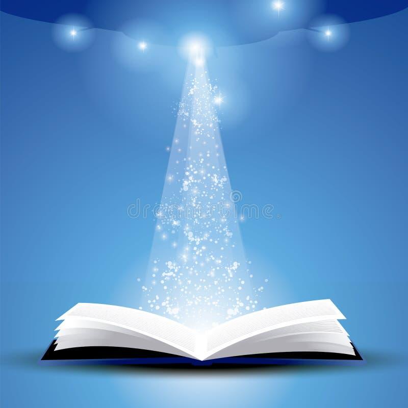 Βιβλίο Scifi διανυσματική απεικόνιση