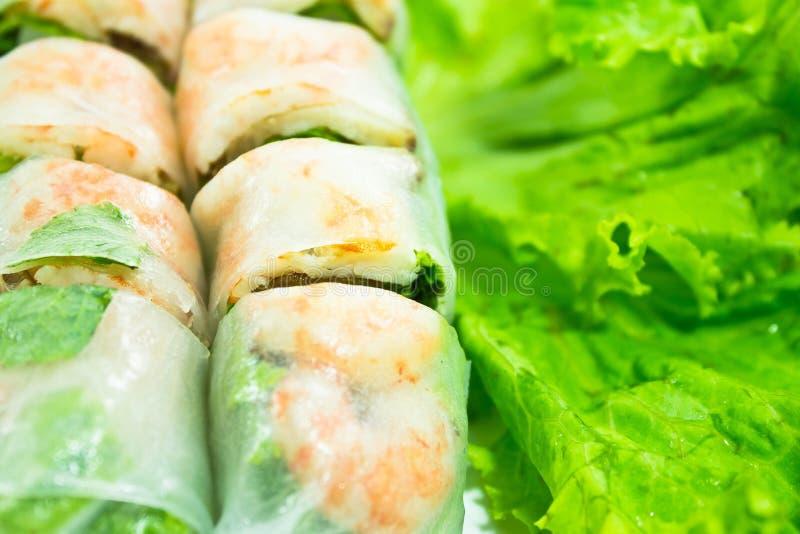Βιετναμέζικα τρόφιμα στοκ φωτογραφία