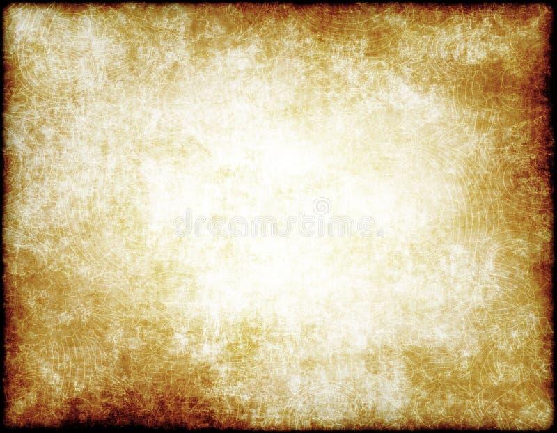 Βικτοριανό μεγάλο παλαιό υπόβαθρο εγγράφου στοκ εικόνα