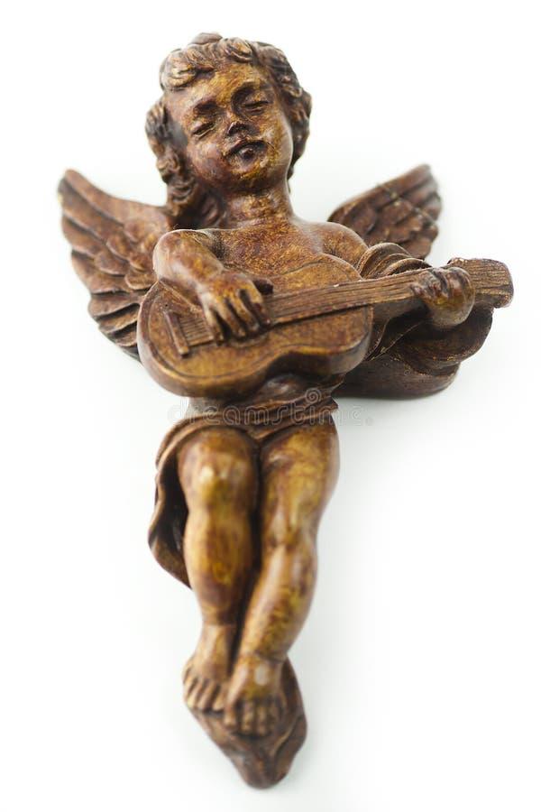 βιολί αγγέλου στοκ εικόνες με δικαίωμα ελεύθερης χρήσης