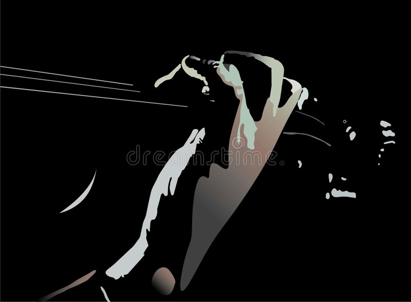 βιολί ελεύθερη απεικόνιση δικαιώματος