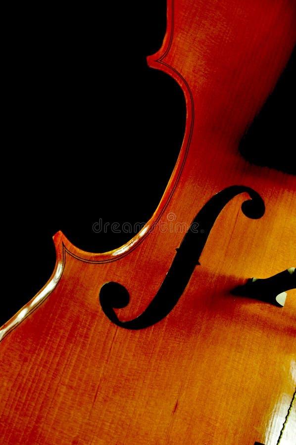 βιολοντσέλο στοκ φωτογραφία