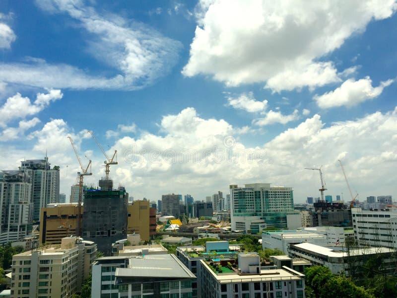 Βιομηχανία της Μπανγκόκ Ταϊλάνδη στοκ φωτογραφίες