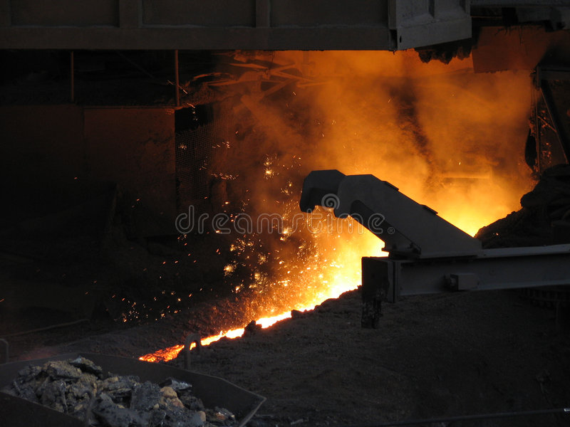 Download βιομηχανία στοκ εικόνα. εικόνα από βιομηχανικός, πυρκαγιά - 387675