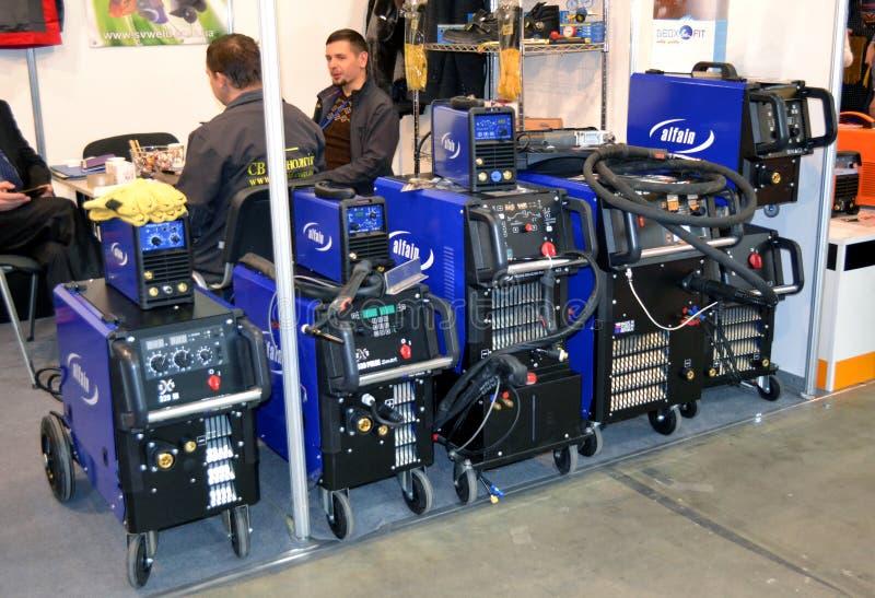 Βιομηχανικά μηχανήματα, συνάθροιση παραγωγής στοκ εικόνα με δικαίωμα ελεύθερης χρήσης