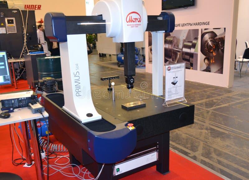 Βιομηχανικά μηχανήματα, συνάθροιση παραγωγής στοκ εικόνα