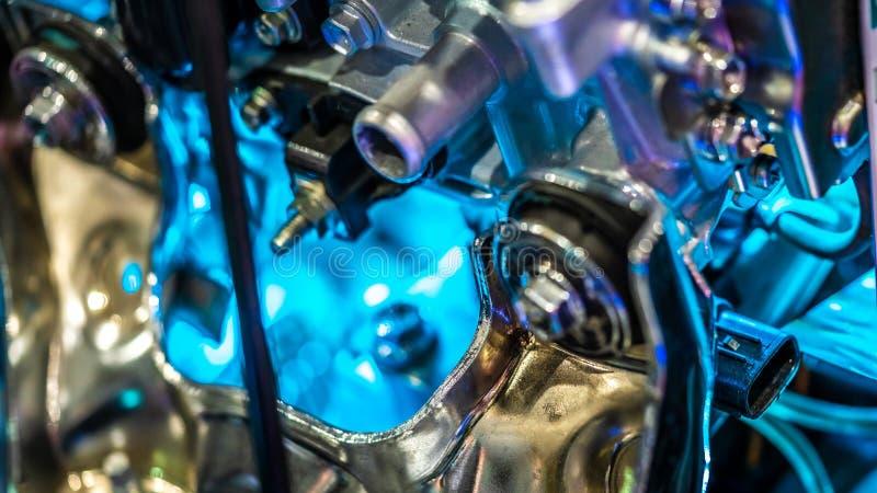 Βιομηχανικά μηχανικά τμήματα και σύστημα μηχανών στοκ φωτογραφίες με δικαίωμα ελεύθερης χρήσης
