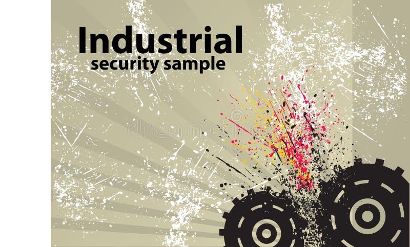 βιομηχανική ασφάλεια απεικόνιση αποθεμάτων