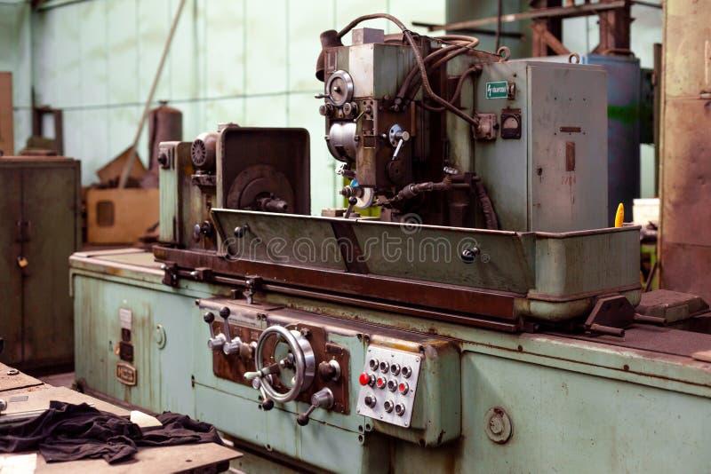 Βιομηχανική μηχανή στο εργοστάσιο στοκ φωτογραφία με δικαίωμα ελεύθερης χρήσης