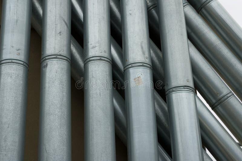 βιομηχανικοί σωλήνες στοκ φωτογραφίες με δικαίωμα ελεύθερης χρήσης
