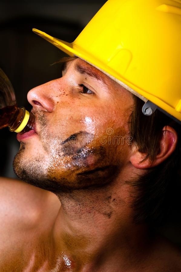βιομηχανικός εργάτης στοκ εικόνες