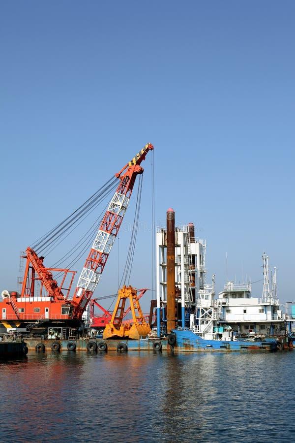 βιομηχανικό σκάφος στοκ φωτογραφία με δικαίωμα ελεύθερης χρήσης