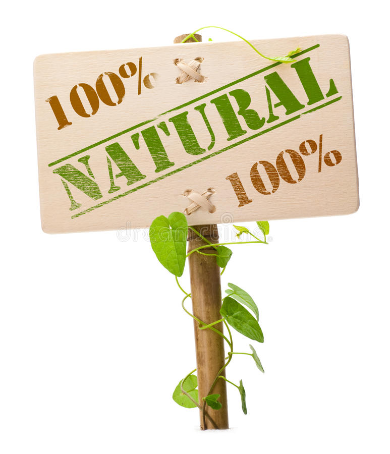 βιο πράσινο φυσικό σημάδι στοκ φωτογραφίες με δικαίωμα ελεύθερης χρήσης