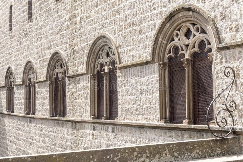 Βιτέρμπο (Ιταλία) στοκ εικόνες με δικαίωμα ελεύθερης χρήσης