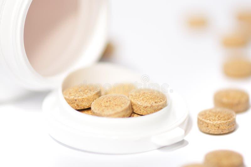 βιταμίνη συμπληρωμάτων γ IV στοκ φωτογραφία με δικαίωμα ελεύθερης χρήσης
