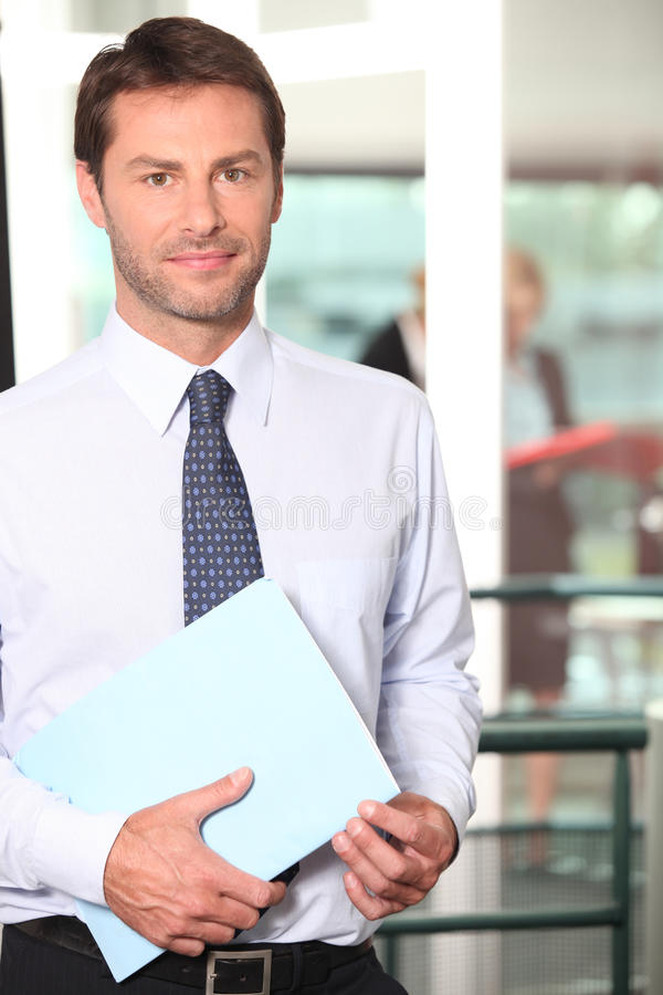 βοηθητική φέρνοντας γραμματοθήκη στοκ εικόνα με δικαίωμα ελεύθερης χρήσης
