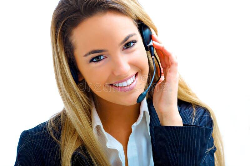 βοηθητικό τηλεφωνικό κέντ&rh στοκ εικόνα με δικαίωμα ελεύθερης χρήσης