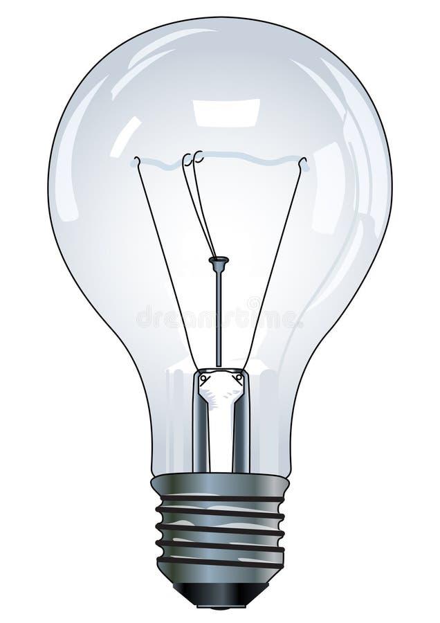 βολβός ηλεκτρικός απεικόνιση αποθεμάτων
