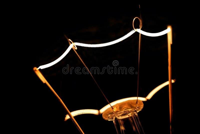 βολφράμιο ινών στοκ φωτογραφία