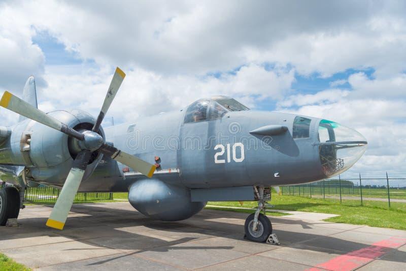 Βορειοαμερικανικά β-25 Mitchell στοκ φωτογραφίες