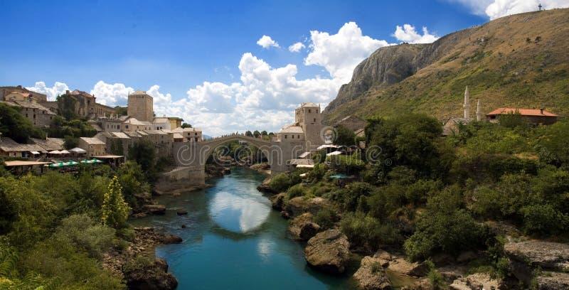 Βοσνία mostar στοκ εικόνες με δικαίωμα ελεύθερης χρήσης