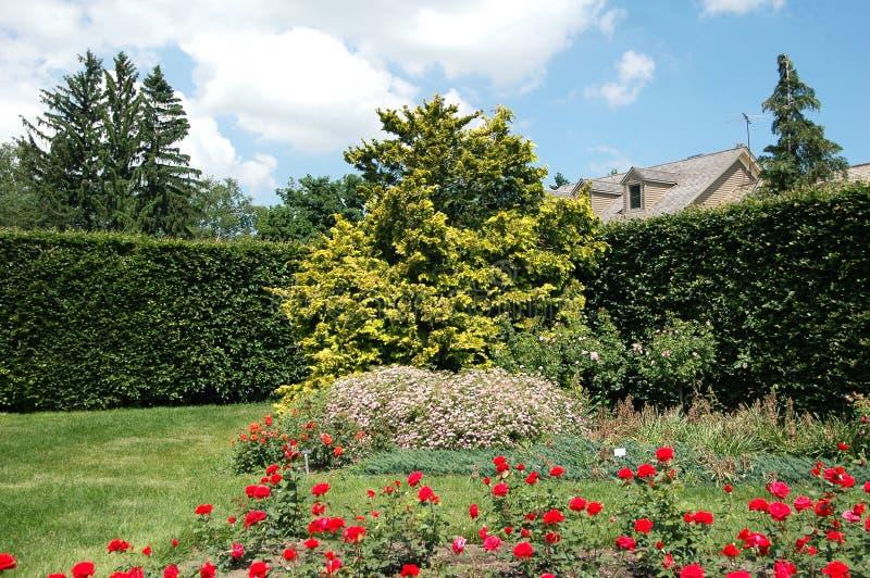 βοτανικός κήπος στοκ φωτογραφία