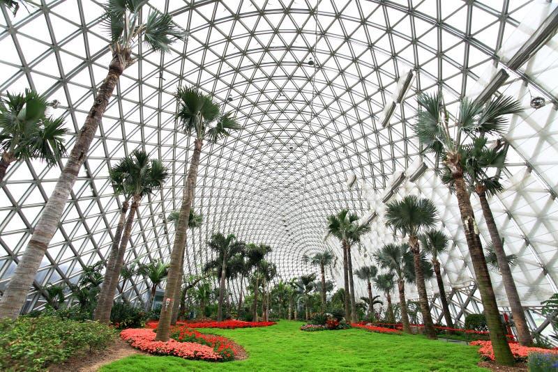 βοτανικός ο κήπος shan Σαγγά&e στοκ φωτογραφία με δικαίωμα ελεύθερης χρήσης