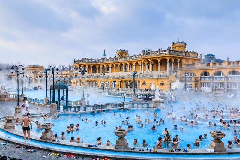 Βουδαπέστη, Ουγγαρία στοκ εικόνα