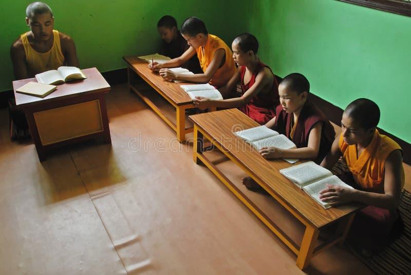 βουδισμός Ινδία στοκ φωτογραφία με δικαίωμα ελεύθερης χρήσης