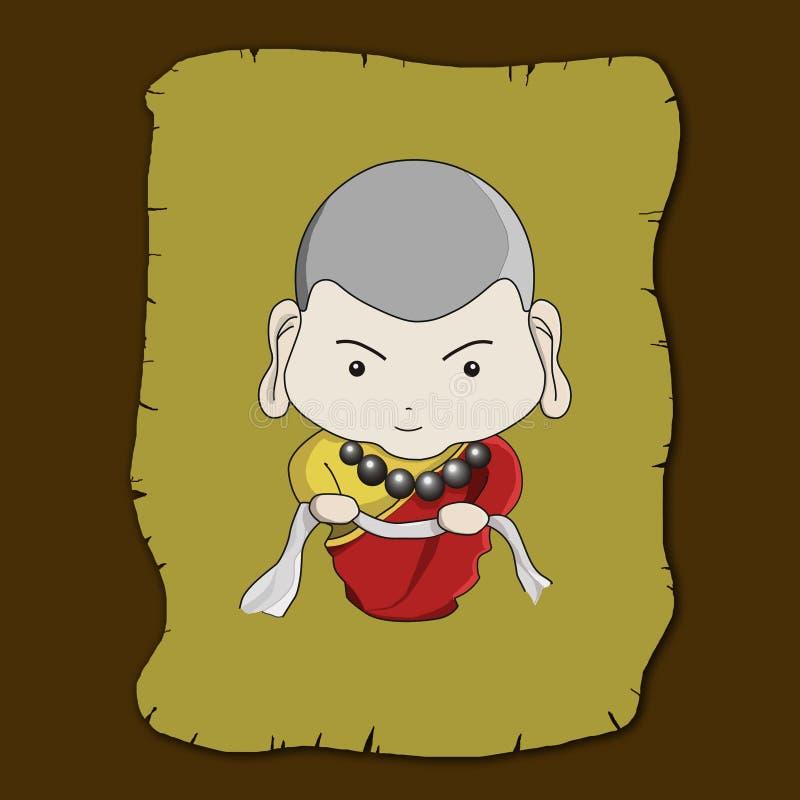 βουδιστική απεικόνιση στοκ φωτογραφία με δικαίωμα ελεύθερης χρήσης