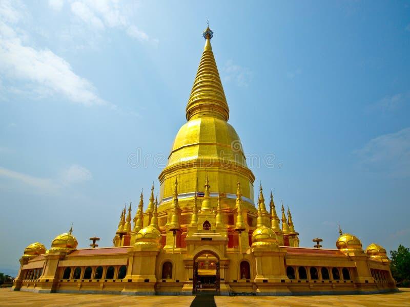 βουδιστική βόρεια παγόδ&alph στοκ εικόνες