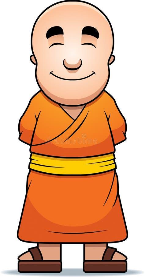 βουδιστικός μοναχός ελεύθερη απεικόνιση δικαιώματος