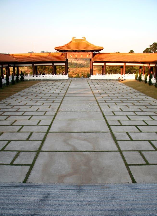 βουδιστικός ναός της Βρα στοκ φωτογραφία με δικαίωμα ελεύθερης χρήσης