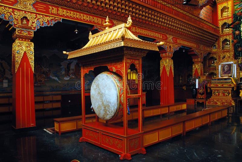 βουδιστικός ναός sarnath στοκ εικόνες με δικαίωμα ελεύθερης χρήσης