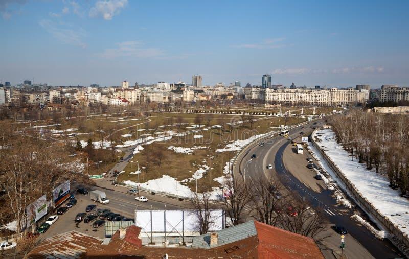 Βουκουρέστι στοκ φωτογραφία με δικαίωμα ελεύθερης χρήσης