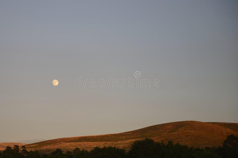 βουνά ανατολής του φεγ&gamm στοκ φωτογραφίες με δικαίωμα ελεύθερης χρήσης