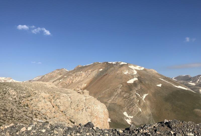 Βουνά αντι-taurus στοκ εικόνες