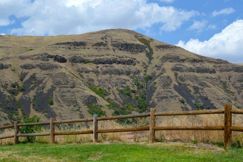 Βουνά στην Ουάσιγκτον Όρεγκον Αϊντάχο στοκ φωτογραφίες με δικαίωμα ελεύθερης χρήσης