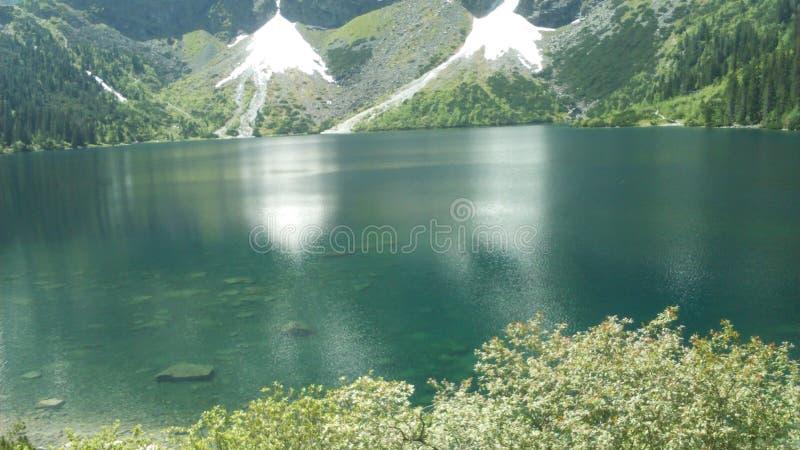 Βουνά της Πολωνίας στοκ φωτογραφία με δικαίωμα ελεύθερης χρήσης