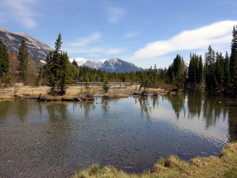 βουνά τοπίων στοκ φωτογραφία με δικαίωμα ελεύθερης χρήσης