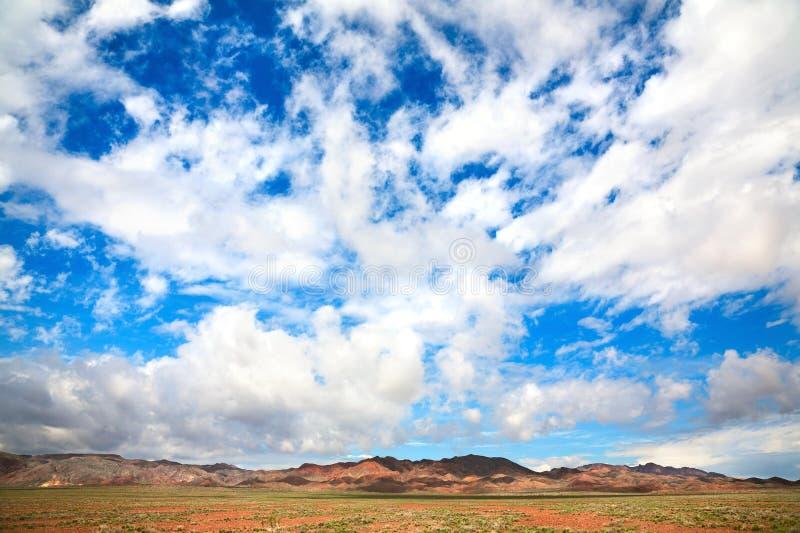 βουνά του Καζακστάν aktau altyn emel στοκ φωτογραφίες με δικαίωμα ελεύθερης χρήσης