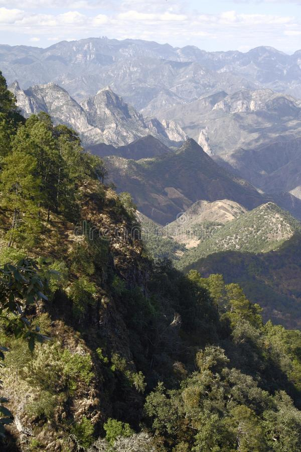 βουνά του Ντάρανγκο στοκ εικόνα