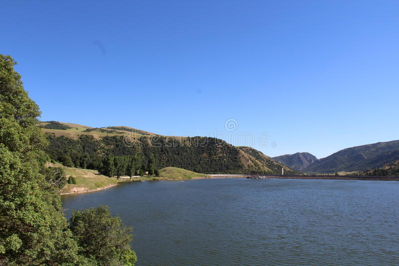 βουνά του Idaho στοκ εικόνες με δικαίωμα ελεύθερης χρήσης