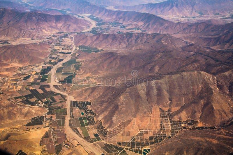 Βουνά των Άνδεων στοκ φωτογραφίες με δικαίωμα ελεύθερης χρήσης