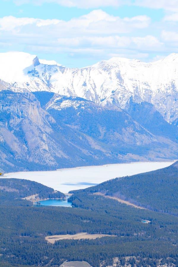 βουνά δύσκολα στοκ εικόνα