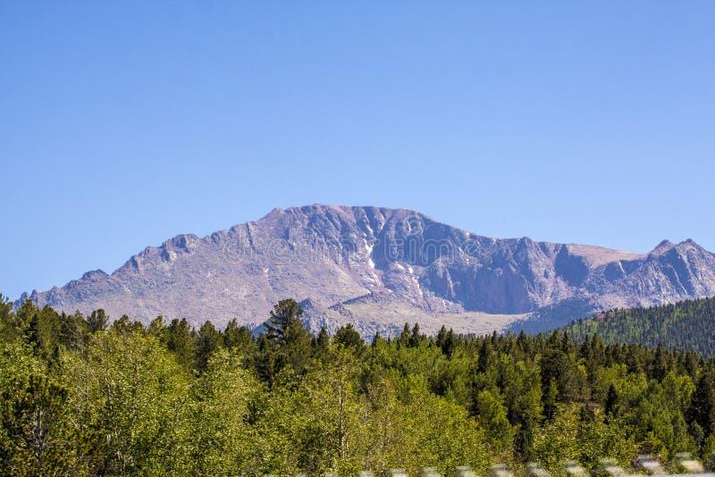 Βουνά 24 του Κολοράντο στοκ εικόνες με δικαίωμα ελεύθερης χρήσης
