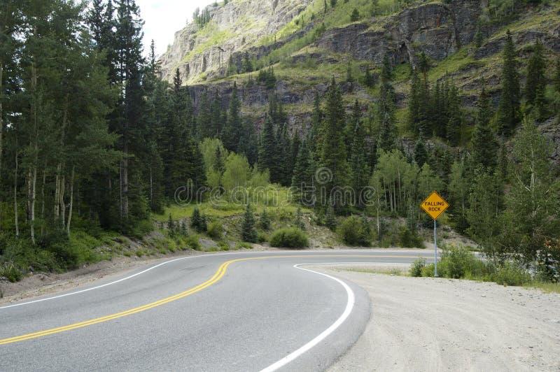 βουνό εθνικών οδών φυσικό στοκ φωτογραφία με δικαίωμα ελεύθερης χρήσης