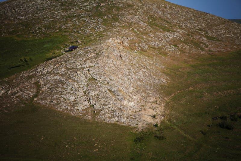 Βουνό λεπτομέρειας το καλοκαίρι στοκ φωτογραφία με δικαίωμα ελεύθερης χρήσης